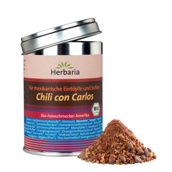 Chili con Carne Gewürzmischung Bio