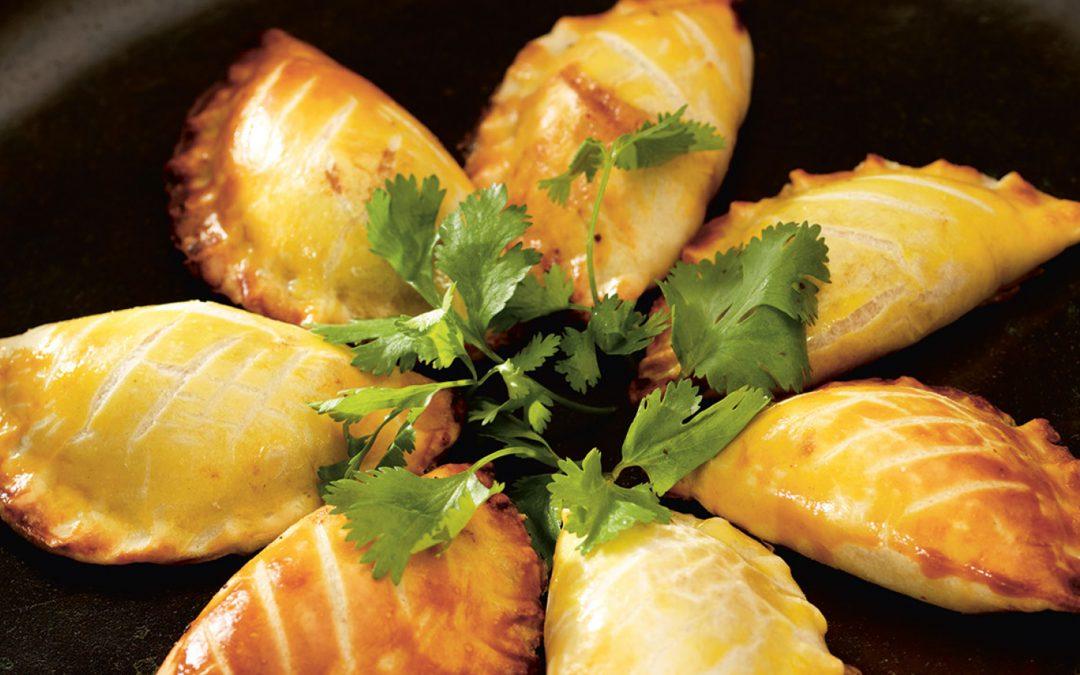 Avocado-Empanadas