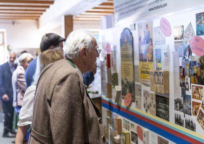 Herr Greither_Historische Ausstellung WSH