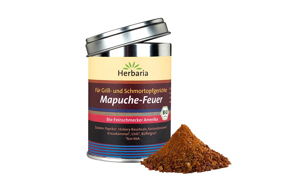 Mapuche Feuer BBQ Rub