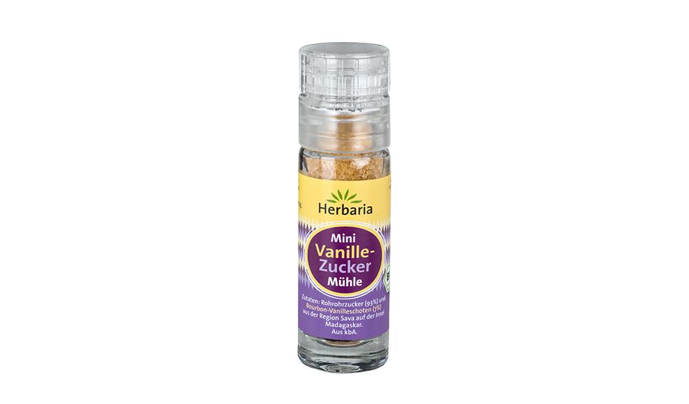 Vanillezucker Mühle