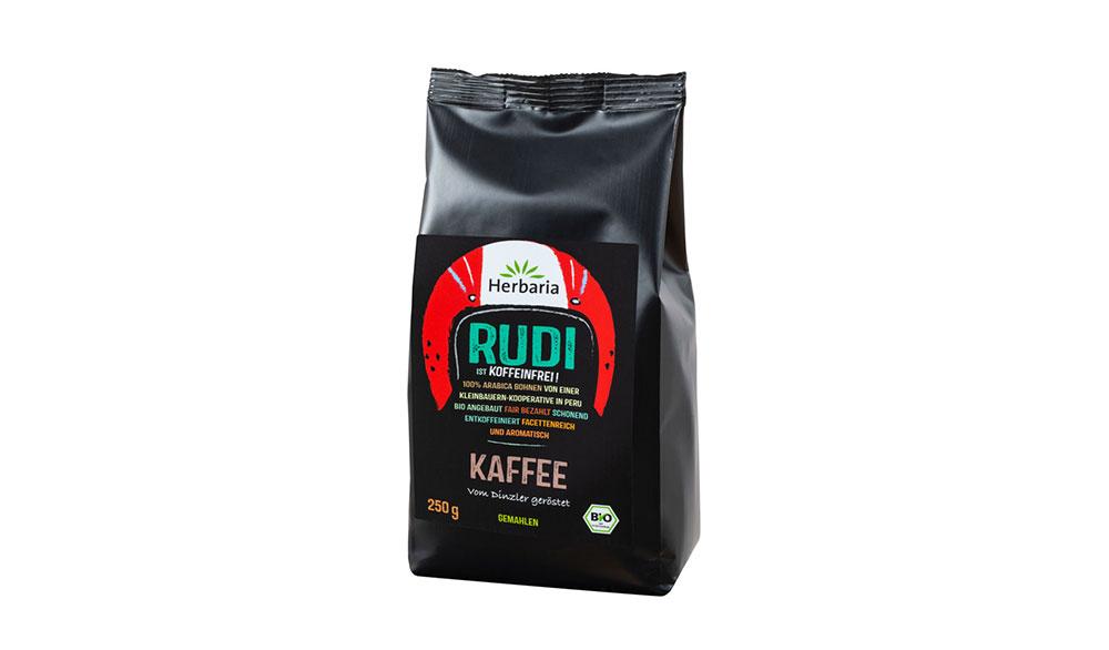 Rudi Kaffee Gemahlen