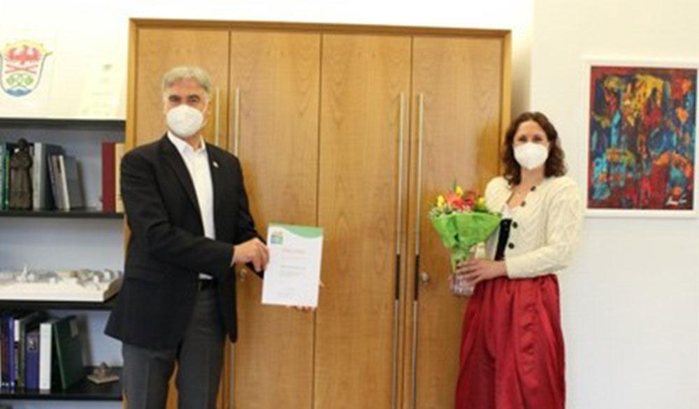 """Herbaria qualifiziert sich für """"Umwelt- und Klimapakt Bayern"""""""
