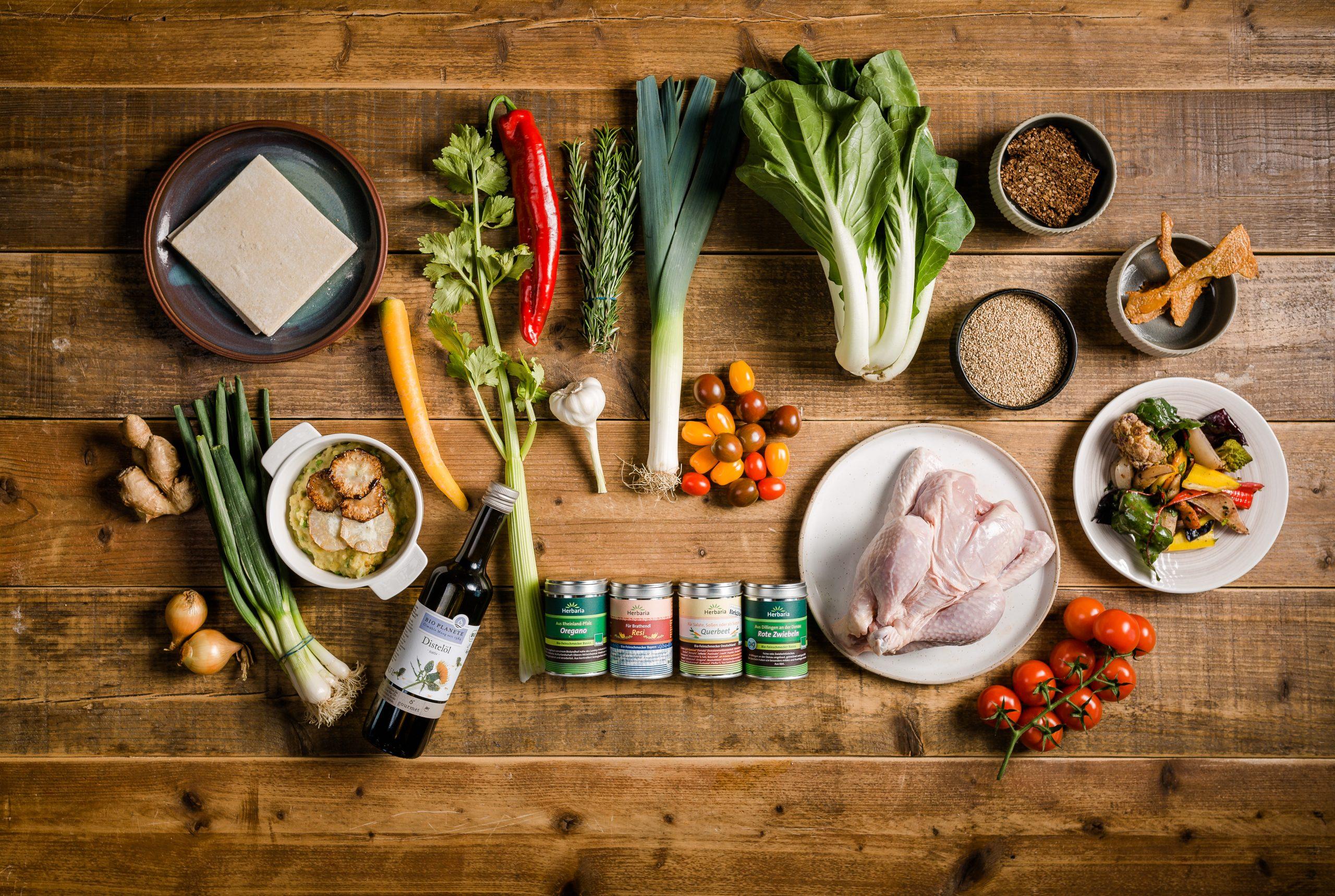 Zweiter Herbaria Online-Gewürz-Kochkurs am 16. September 2021: Nachhaltiges Geflügel-Menü