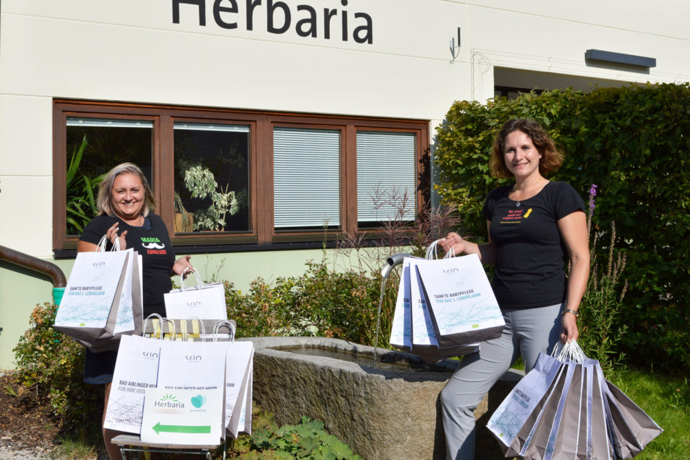 """Herbaria rettet Lebensmittel mit der App """"Too Good To Go"""""""