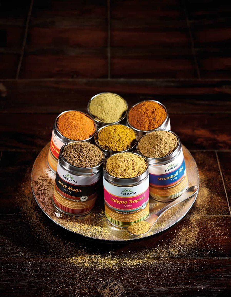 Imagebild Curry-Serie